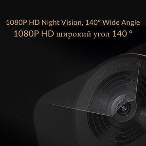 Image 2 - Xiaomi Mijia 3.0 inch Car DVR Camera Wifi Voice Control Mi Smart Dash Cam 1S 1080P HD Night Vision 140FOV Auto Video Recorder
