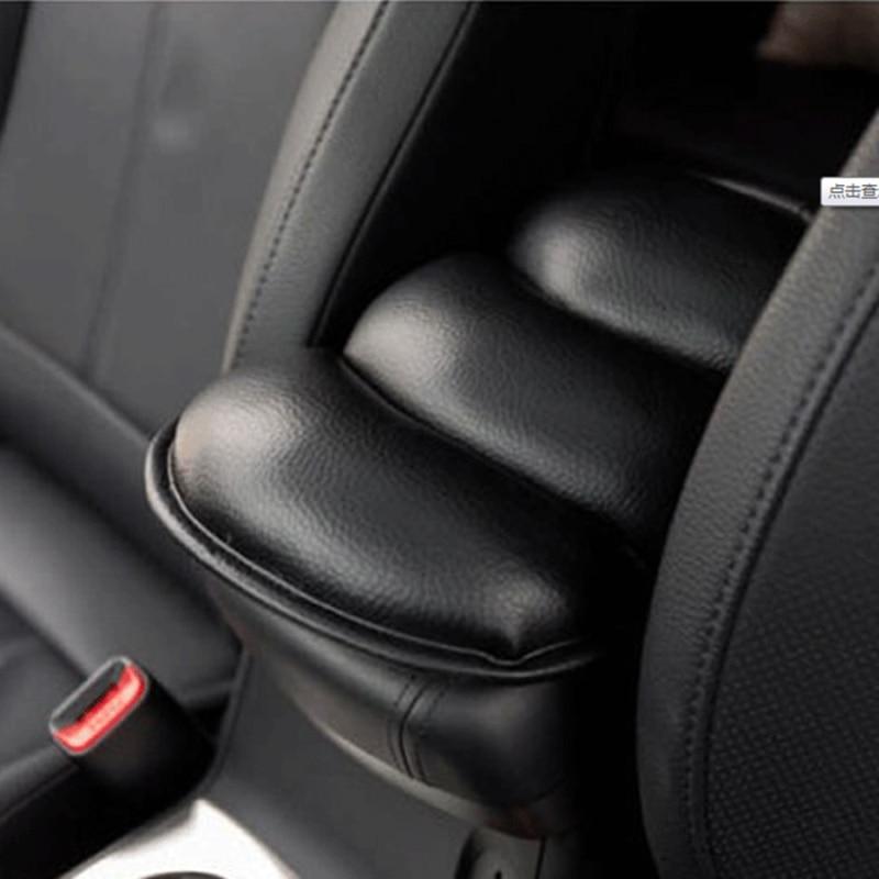 Armrests Car Armrests Cover Pad Console Arm Rest Pad For Volvo S40 S60 S70 S80 S90 V40 V50 V60 V90 Xc60 Xc70 Xc90