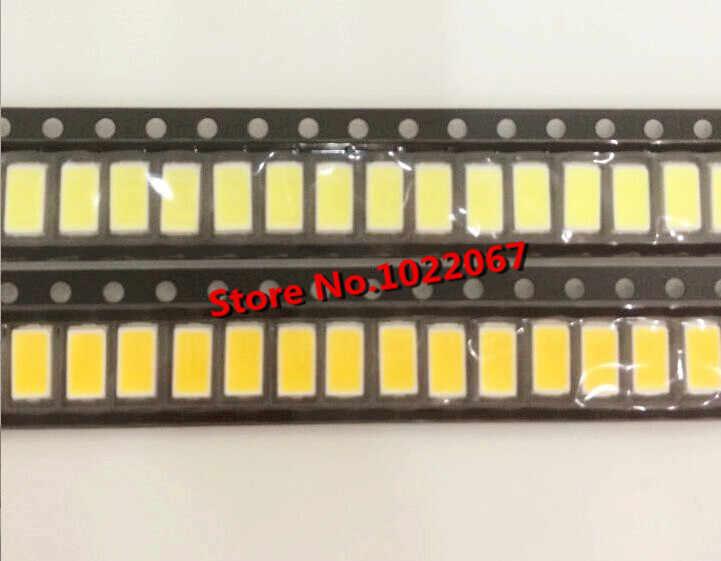 100 stücke 5630/5730-CW/WW 0,5 W-150Ma 50-55lm 6500K Weißes Licht SMD 5730 5630 LED 5730 dioden (3.2 ~ 3,4 V)