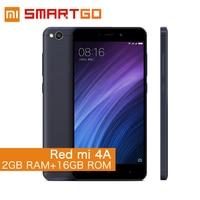 Original Xiaomi Redmi 4A Snapdragon 425 Quad Core 2G RAM 16G ROM FDD LTE 4G 5