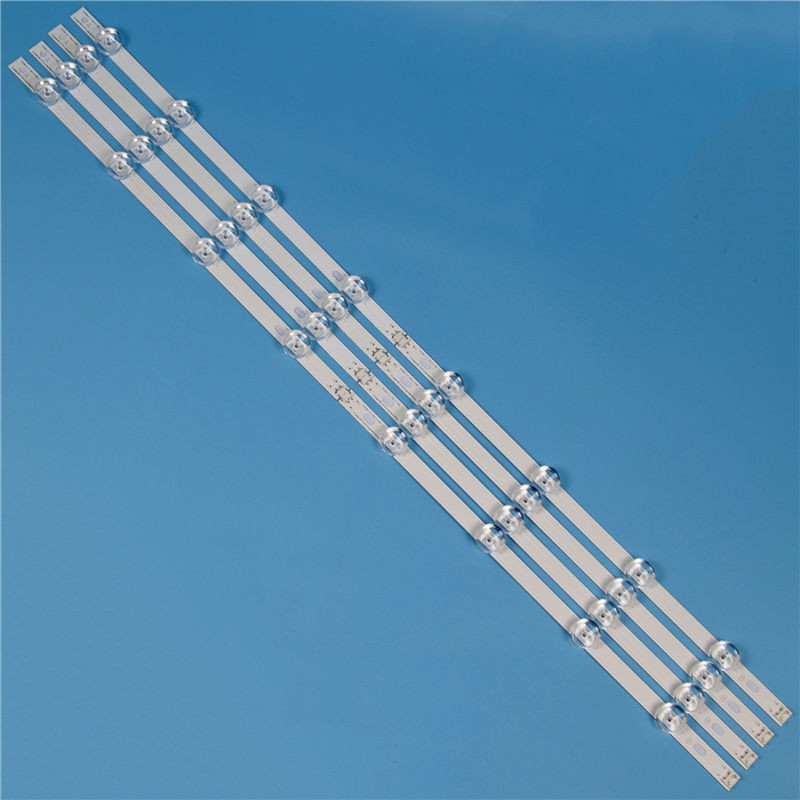 TV Backlight Strip For LG 42LF5600 42LF5800 42LF5809 42 LED Strip Kit Backlight Bars For LG