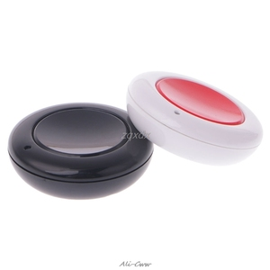Image 1 - DC 9V 12V 24V 10A 1 Button 433MHz RF Wireless Remote Control Round Transmitter