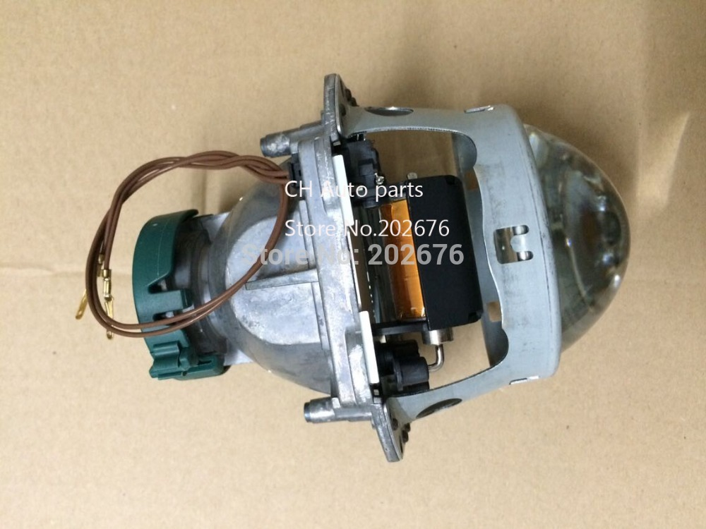 FREE SHIPPING, DLand HIGH QUALITY HELLA HID PROJECTOR LENS V2, EASY INSTALLATION H4 AND H7 CAR, WITH SPECIAL CNLIGHT BULB