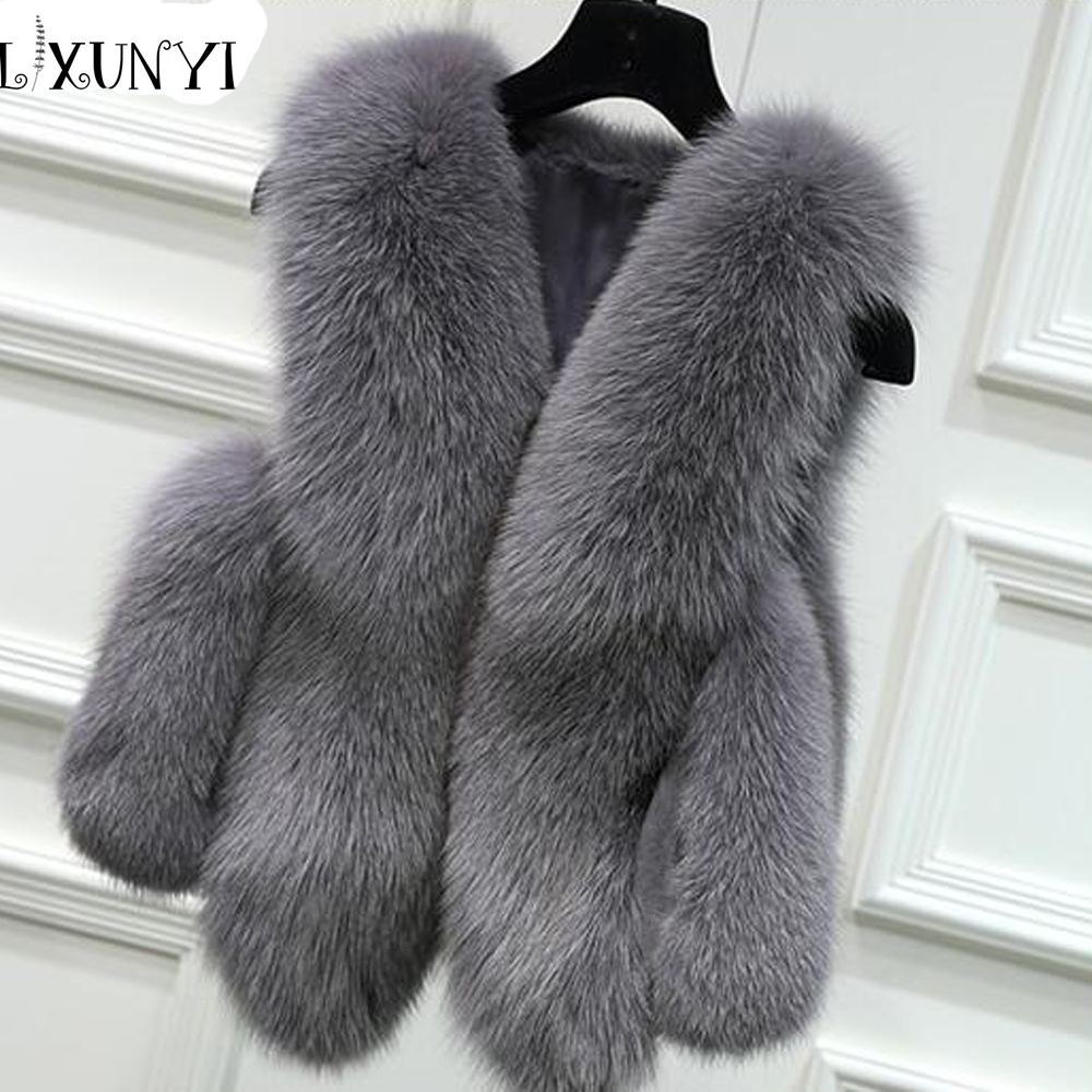 Popular Faux Fur Cardigan-Buy Cheap Faux Fur Cardigan lots from ...