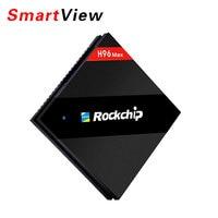 H96 Max 4GB 32GB Rockchip RK3399 Six Core Android TV Box 2 4G 5 8G Dual