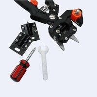 1 Set Professional Garden Fruit Tree Prune Shear Snip Grafting Cutting Tool Kit M25