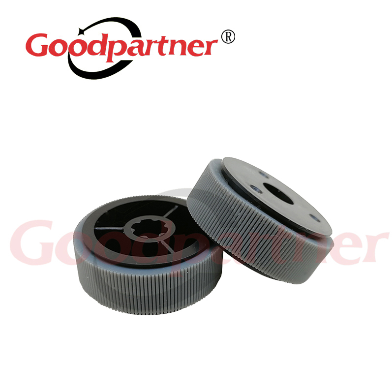2PC X Pickup Roller For Lexmark MS310 MS310d MS310dn MX310dn MS312dn MS315dn MS410d MS410dn MS415dn MX410de M1140 M1145 XM1140