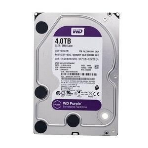 Image 3 - WD Viola 4TB HDD di Sorveglianza Hard Disk Drive   5400 RPM Classe SATA 6 Gb/s 64MB di Cache 3.5 inch WD40EJRX macchina fotografica del ip
