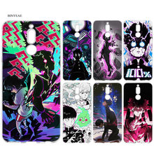 Mob Psycho 100 Anime impression étui pour huawei Mate 10 20 P10 P20 P30 Honor 9 10 Lite Pro P Smart 2019 dessin animé coque de couverture Mobile(China)