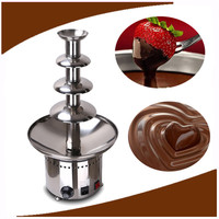 Electric Chocolate Fountain Machine ZF
