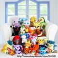 20pc/Mixed Pokemon Go Christmas Plush Toys,Pikachu Gengar Dragonite Charmander Toy,Kids Christmas Pokemon Gift Toys