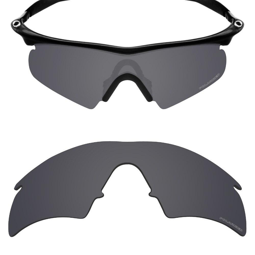 c5ec0b6d45 Hkuco Mens Replacement Lenses For Oakley M Frame Sweep Sunglasses 24K Gold  Polarized