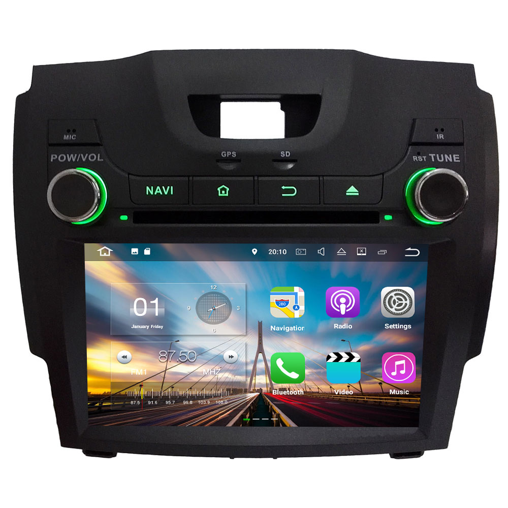 Quad Core 3G 4G WIFI Android 7 1 2 2GB RAM Car DVD player GPS Wifi