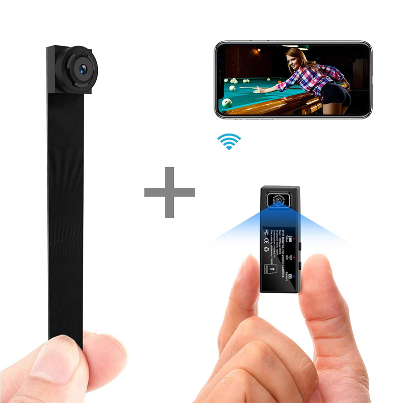 Nouvelle Mini caméra Wifi Full HD 1080 P caméra secrète détection de mouvement Micro caméra Espia caméra de sécurité numérique DVR enregistreur vidéo