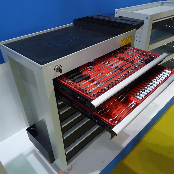 Высокое Качество 252 шт Набор инструментов тележки для продажи многофункциональных инструментов тележки