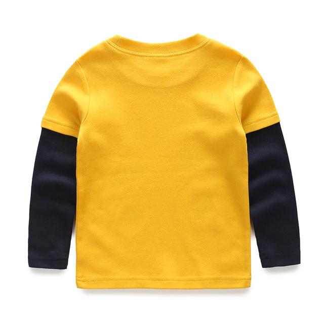 Long Sleeved T-Shirt for Boys