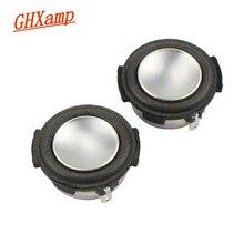 Altavoz Bluetooth cristalino de 31MM y 1 pulgada para escenario, Mini altavoz deportivo DIY de 4ohm, 2W, 2 uds.