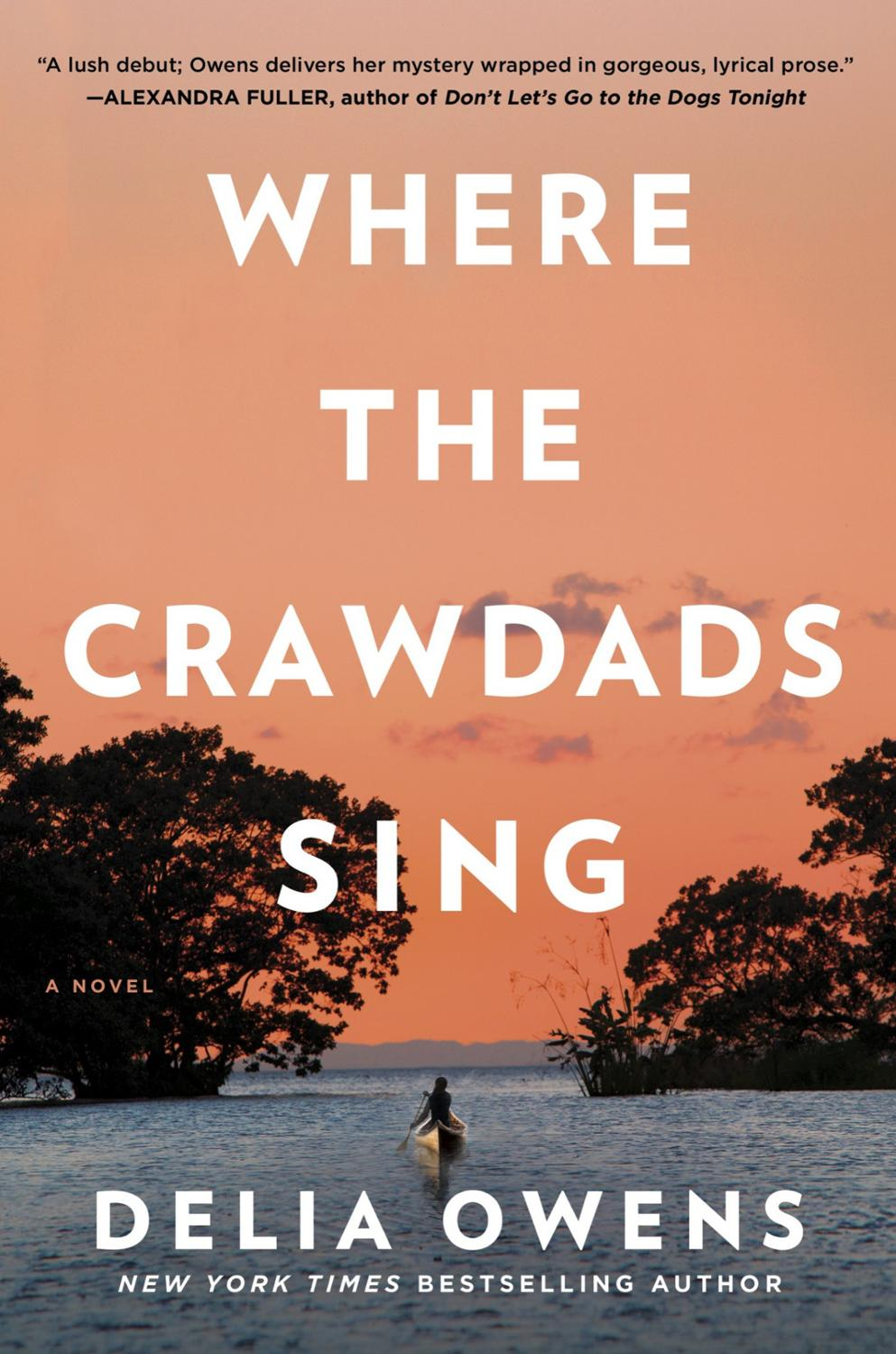 Where The Crawdads Sing - Paper Back