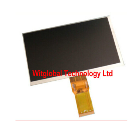 New LCD display Matrix For 7 Explay Hit 3G Tablet inner TFT LCD Screen Panel Lens Module Glass Replacement Free Shipping new lcd display matrix for 7 digma plane 7506 3g tablet inner lcd screen panel lens frame replacement free shipping