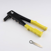 High Quality Perforated Hand Riveter Single Core Pulling Rivets Riveter Clamp Bolt Pull Nail Puller Gun
