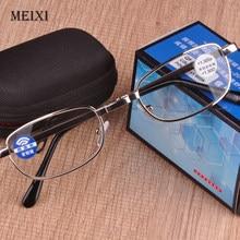 40d3dc91f4 Folding reading glasses UV400 Anti-Blu-ray radiation resin Lens Women Men  Fashion Eyewear +1.0 +1.5 +2.0 +2.5 +3.0 +3.5 +4.0