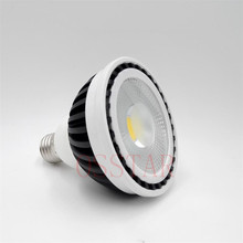 Hot sale High Power PAR30 15W COB LED Spotlights Dimmable Lighting Warm Natural Cool White AC110V/220V/AC85-265V