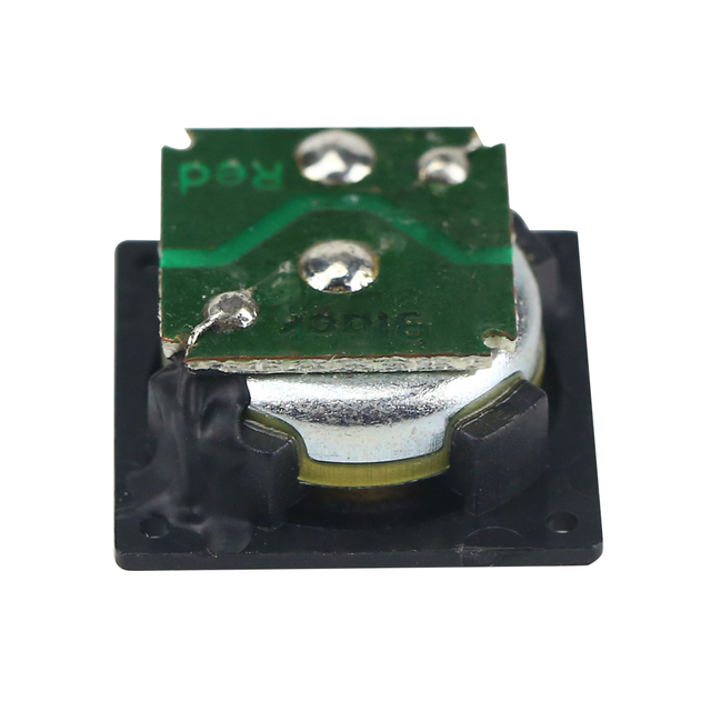 GHXAMP 18mm Mini Full Range Speaker Bluetooth Speaker DIY 4Ohm 2W  Boombox Radio Computer Tweeter MId Bass Loudspeaker 18*18mm 4