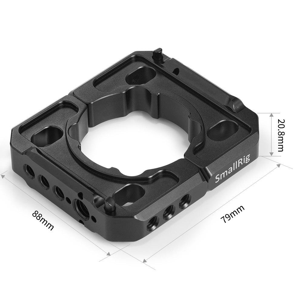 Image 3 - Зажим для удилища SmallRig для DJI Ronin S Gimbal стабилизатор быстросъемный комплект с резьбовыми отверстиями 1/4 и 3/8 2221-in Моноподы from Бытовая электроника on AliExpress