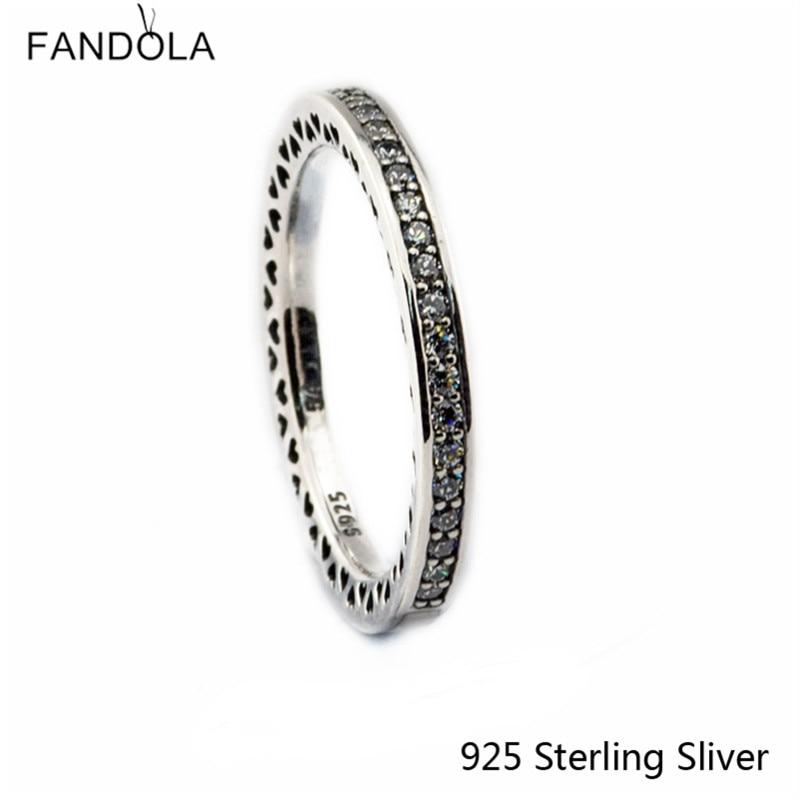 CKK 925 sidabro spinduliuotės širdžių sidabriniai emalio žiedai, skirti moterims papuošalų originalių dovanų sukakties proga
