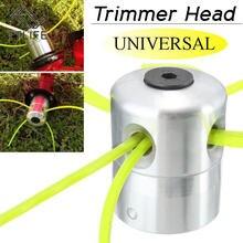 Ttlife Универсальная головка для триммера алюминиевая газонокосилки