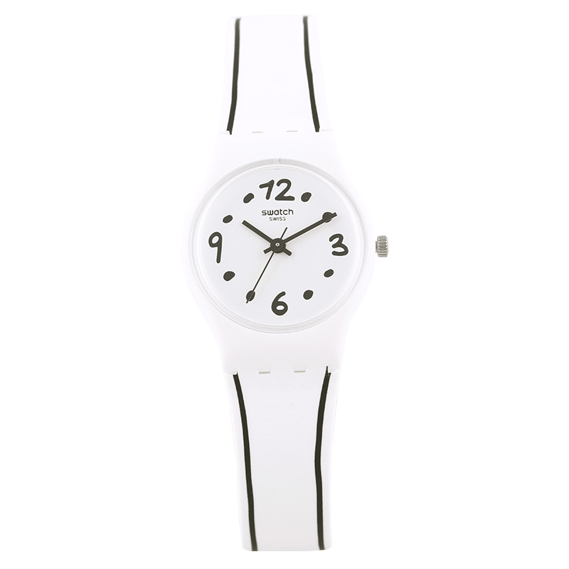 Swatch watch The Lady series leisure fashion quartz female Watch LW162 3 12 400