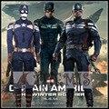 Athemis steve rogers cosplay de hot película captain america: the winter soldier hero traje de halloween cualquier tamaño