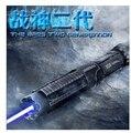 JSHFEI 450nm Высокой Мощности Синий Лазерный Указатель Фонарик спичка ожога свеча зажженная сигарета нечестивых оптовая LAZER