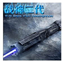 Best price JSHFEI 450nm 30000mw Blue Laser Pointers Flashlight burn match candle lit cigarette wicked wholesale LAZER