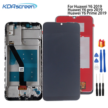 Original For Huawei Y6 2019 Y6 Prime 2019 LCD Display Touch Screen For Huawei Y6 pro 2019 Screen LCD Display Repair Parts цена
