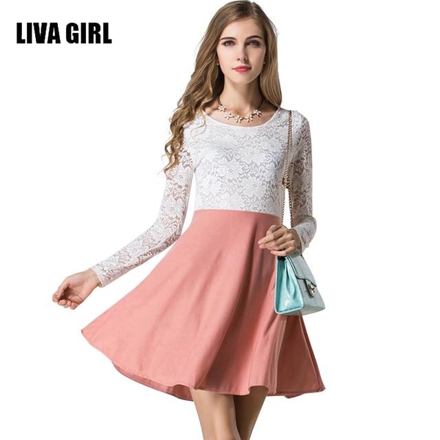 LIVA Girl verano Vestidos para las mujeres ropa de fiesta vestidos ...