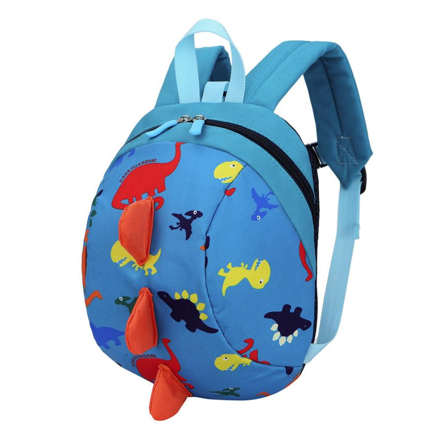 Dinosaur Mini Backpack Kids Schoolbag Backpack Animals Toddler School Bag Kawaii Cartoon Children Backpacks Rugzak#121 Рюкзак