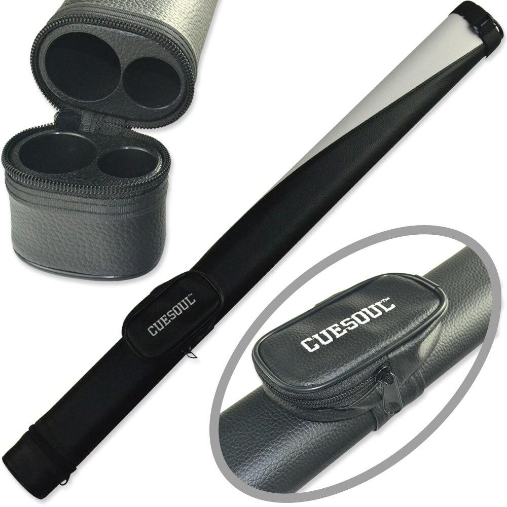 100pcs Queue de Billard Embout Rechange Canne en Cuir 10mm avec Vis Pool Cue