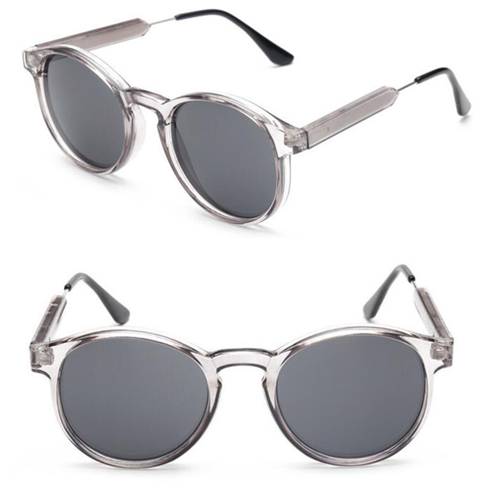 Vinatge Gray Transparent Reading Sunglass Full Rim Reading <font><b>Glasses</b></font> +<font><b>1</b></font> +125 +150 +175 +2 +225 +250 +275 +3 +325 +350 +375 +4 +425 image