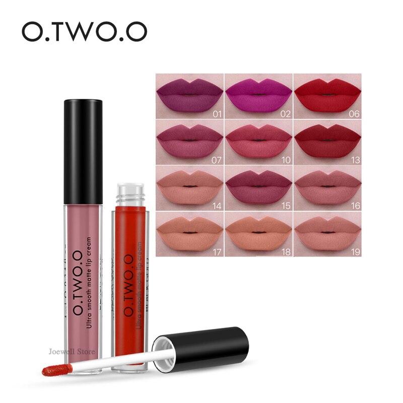 Us 192 30 Offlip Gloss Matte Lip Tint Rouge A Levres Liquide Mat Matte Liquid Lipstick Nyxed Makeup Pudaier Tinte Labbra Lip Stain In Lip Gloss