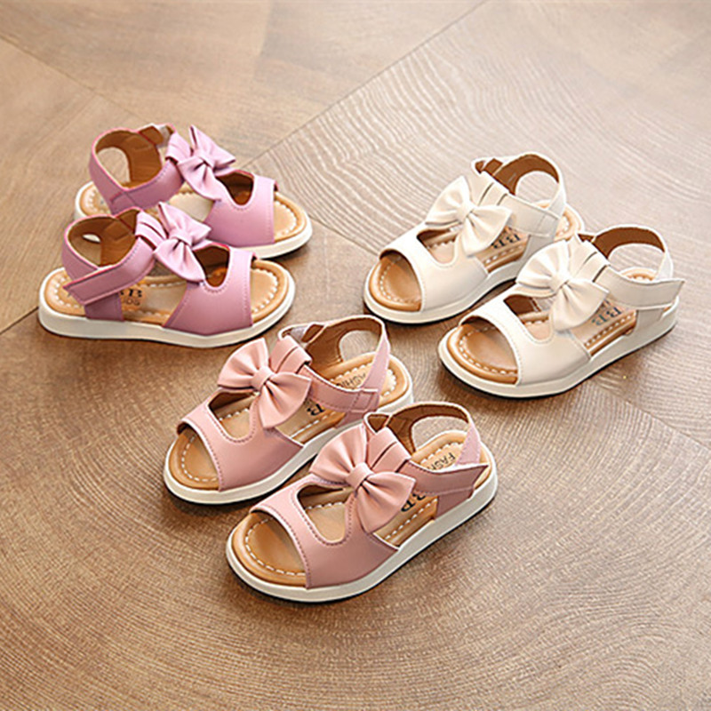 2017 nieuwe zomer baby meisje schoenen peuter kinderen meisjes - Kinderschoenen - Foto 4