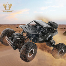 Rock Crawler Toys Climbing Drift Off-road 1:16 Proportion Radio Controlled RC Buggy Electric Stunt Car For Boys