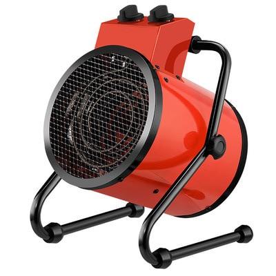 Бесплатная доставка 220В бытовой обогреватель теплица куриная ферма промышленный горячий вентилятор нагреватель Высокая мощность сушилка