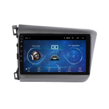 9″ 2.5D IPS Android 8.1 Car DVD Multimedia Player GPS For Honda Civic 2010 2011 2012 2013 2014 audio car radio stereo navigation