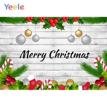 Yeele Merry Christmas Photozone Tree Decoration Star Photography Backdrop Personalized Photographic Backgrounds For Photo Studio