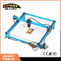 New Blue XY Plotter Robot Graffiti Painting Intelligent Programmable High Precision Robot