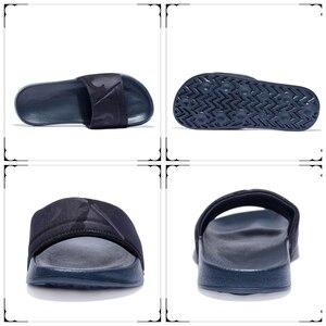Image 2 - Merk Kwaliteit Slippers Mannen Badkamer Schoenen Platte Slippers Licht Outdoor Strand Sandalen Schoenen Big Size 50 Dark Camouflage Oppervlak