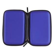 Hard Disk Drive Hand Carry Pouch Zipper USB External Case Cover Travel Storage Organizer for 2