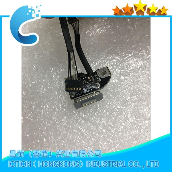 10Pcs lot Original New 820 2565 A for MacBook Pro 13 15 A1278 A1286 DC IN