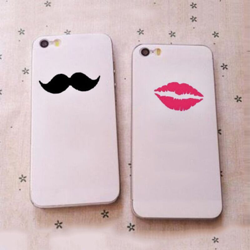 10 mustaches 10 lips vinyl decal stickers for wedding decoration mugs cups wine glass in wall stickers from home garden on aliexpress com alibaba